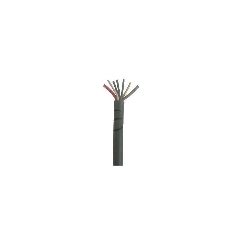 Cable EBS/ABS 7 conducteurs 2X4mm2 + 5X1.5mm2 (AU M)