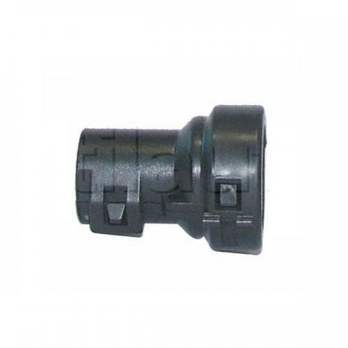 Accessoires pour connecteurs AMP - DIN 72585 MANCHON DROIT P/GAINE D.10MM