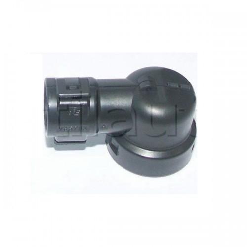 Accessoires pour connecteurs AMP - DIN 72585 MANCHON COUDE P/GAINE D.10MM