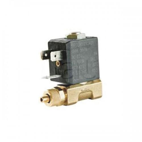 Electro-soupape équipé d'un relais pour avertisseur à air comprimé 24V