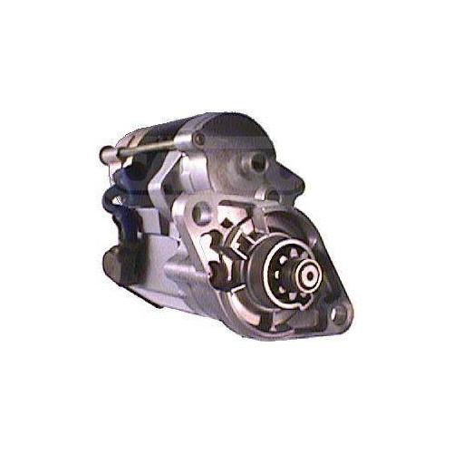 Démarreur 12 Volts, Denso 028000-0510, Bosch 0986012821, Toyota 28100-23810-71