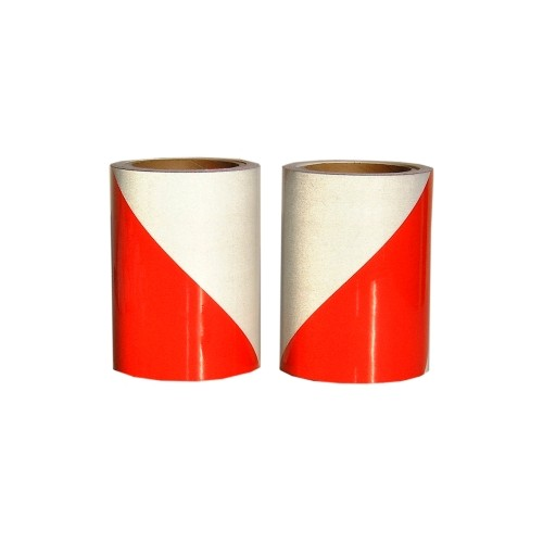 KIT ROULEAUX 1D+1G-ADHESIF-CLASSE A-BLC/RGE-1,5Mx2,8CM-SPECIAL HAYON