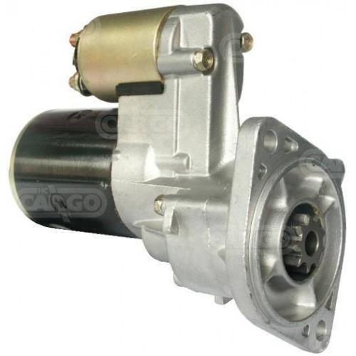 Démarreur 12 Volts, Bosch 0986013551, Nissan 23300-07500, Valeo 455570, Mitsubishi M002T50171