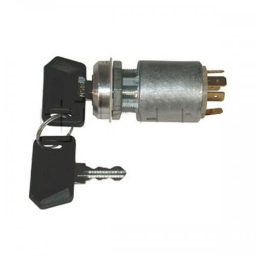 Interrupteur d'allumage et de démarrage universel - 24 Volts