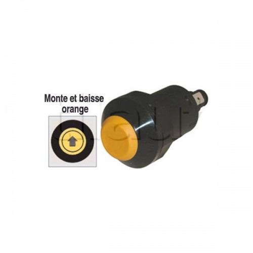 Interrupteur / Contacteur à bouton poussoir - Haute performance ET BAISSE 24V