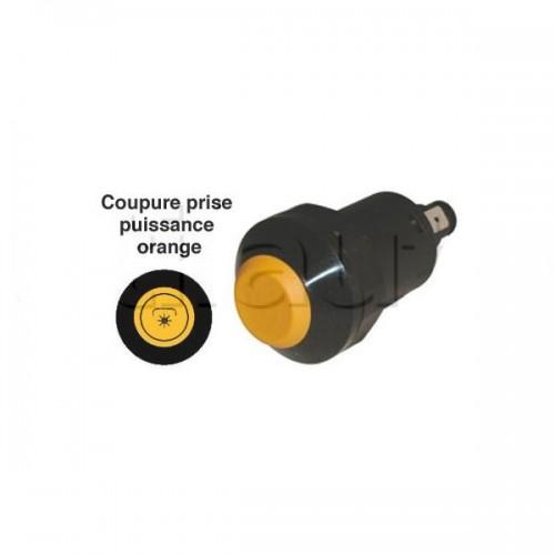 Interrupteur / Contacteur à bouton poussoir - Haute performance COUP/PUISS. 24V.