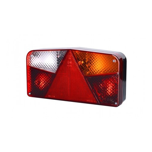 Feu arrière droit avec triangle réflecteur L0041-2