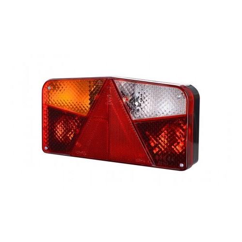 Feu arrière gauche avec triangle réflecteur LZT 202 L0042-2
