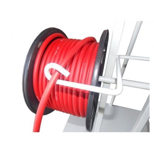 Câble 10mm2 Rouge ou Noir à la coupe au mètre