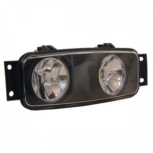 Projecteur antibrouillard droit, lampe H1, pour SCANIA Série 4 1422992
