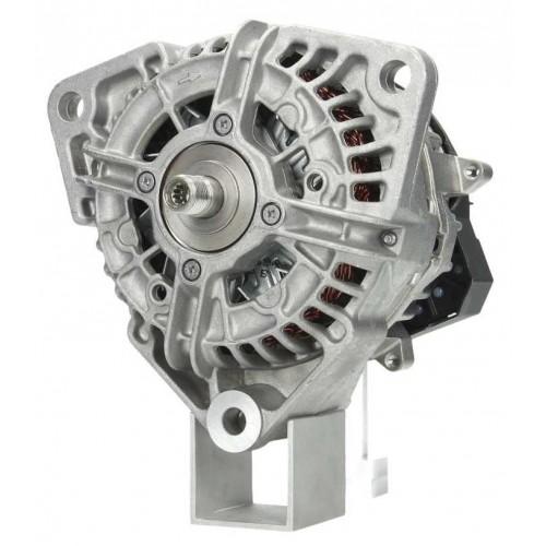 Alternateur Mercedes 80A Bosch Origine 0.124.555.065, 0111542802, 0121546802, 0124555022, 0124555032, 0124555065