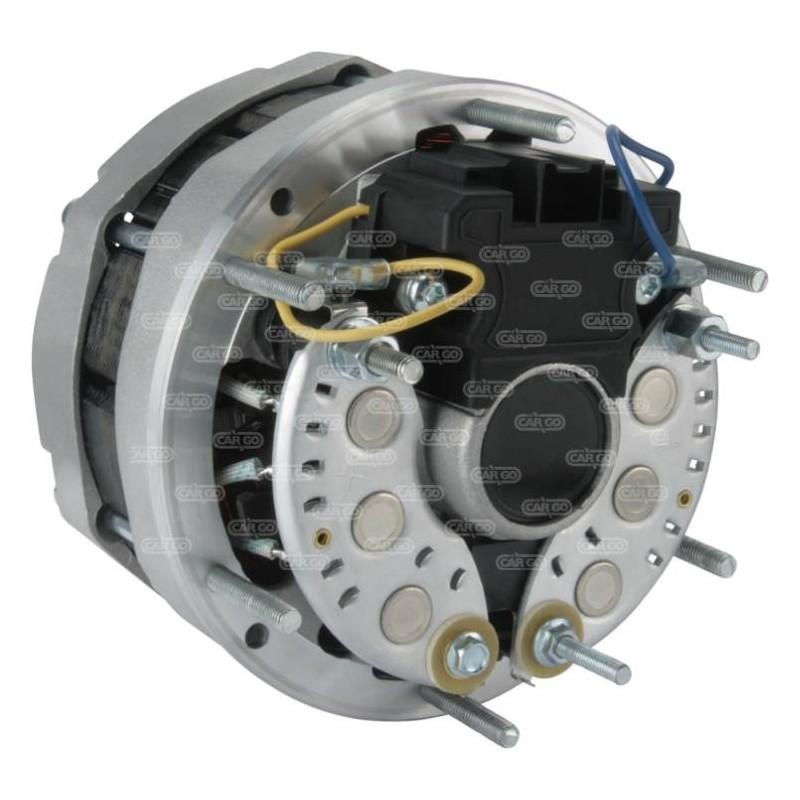 Alternateur 14 Volts 70 A, Bosch 0986080300, Valeo 101368, Porsche 91160312004, Volkswagen 911603120DX
