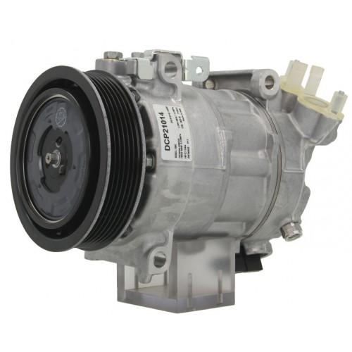 Compresseur clim Citroen/Peugeot DENSO ORIGINE DCP21014, DCP21011