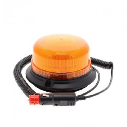 Gyrophare effet flash à Leds magnétique - 12/24 Volts - IP66