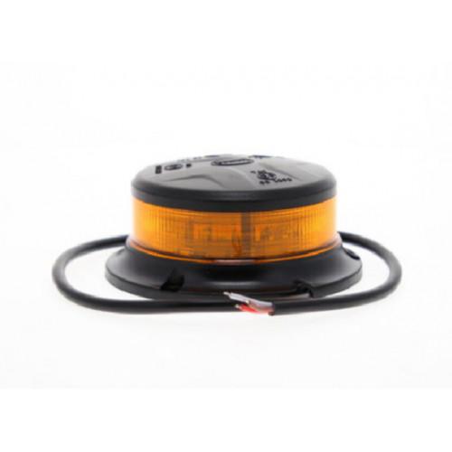 Gyrophare multi-effets à Leds à poser - 10/30 Volts - IP67