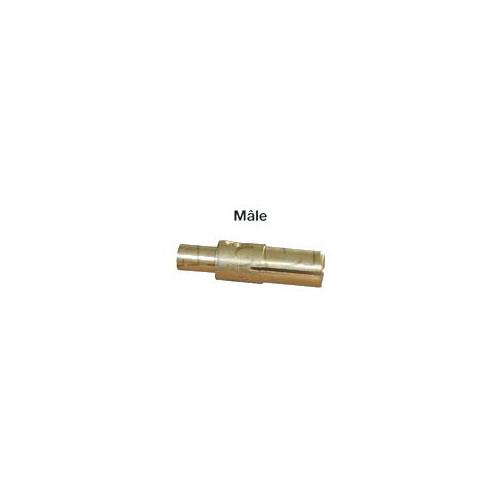 Contacts de puissance mâles 50 mm2 pour fiche Y