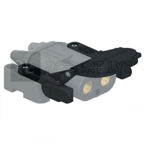 Couvercle automatique pour socle Y avec crochet de verrouillage