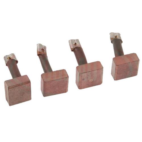 Charbon démarreur Bosch 9000083053, 9000083056, 9000083059, 9000083062, 9000083074, 9000453072
