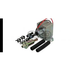 Pompe électrique 24V d'alimentation essence, diesel, l'éthanol, méthanol 120L/H