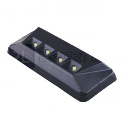 Feu de recul et éclaireur de zone 4 Leds - 10/30 Volts - IP67