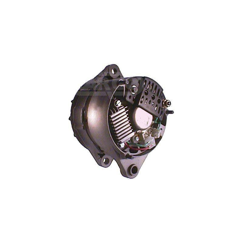 Alternateur 14 Volts 45 A, Bosch 0120489132, Delco 19025045, Fiat 4382200