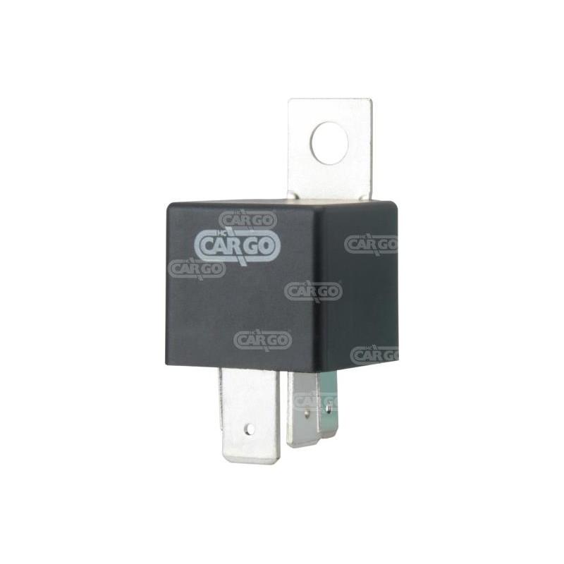 Mini relais 12 V, 70 A - Direction assistée, Préchauffage, Pompe essence