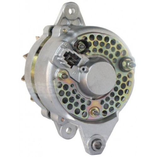 Alternateur 14 Volts 35 A, Denso 021000-0081, Bosch 0986032381, Isuzu 5812001631