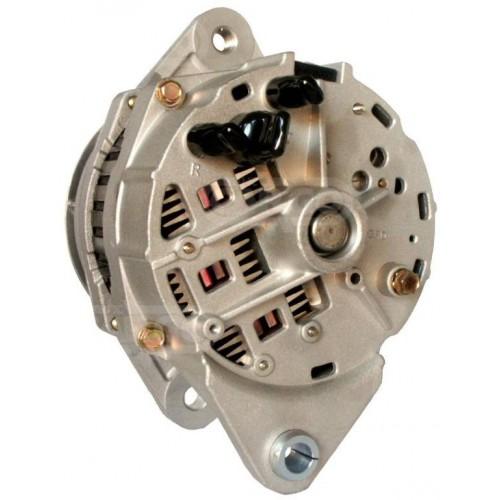 Alternateur 14 Volts 115 A, Claas 0007963450, Cummins 3604667RX, Caterpillar 9X6796, Ford F3HT-10300-AA, Lucas LRA01667