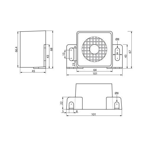alarme et bip de recul autotruck42. Black Bedroom Furniture Sets. Home Design Ideas