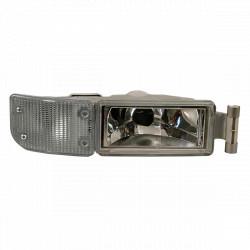 Antibrouillard droit avec clignotant pour MAN TGA M, L, LX, XL, XXL, TGL, TGM 81253206114