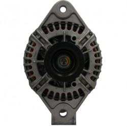 Alternateur Volvo 120A Bosch 0124655453, 0124655086, 0124655454