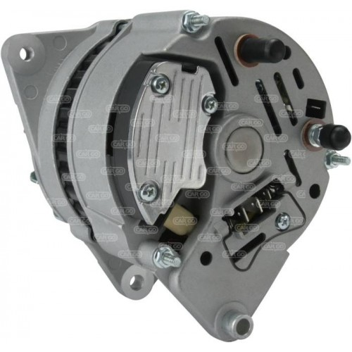 Alternateur 14 Volts 55 A, Bosch 0986036060, Ford 1005396, 5007062, Perkins 23737R, Fiat 4403045