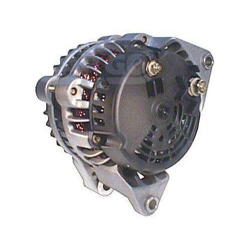 Alternateur 14 Volts 100 A, Bosch 0986042750, Opel 10457917, 3493814, Valeo 436719, Lucas LEA0588