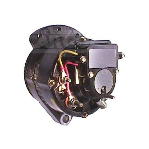 Alternateur 14 Volts 90 A, Motorola 110-403, 110-603, Mercury marine 822982, Delco DRA0272
