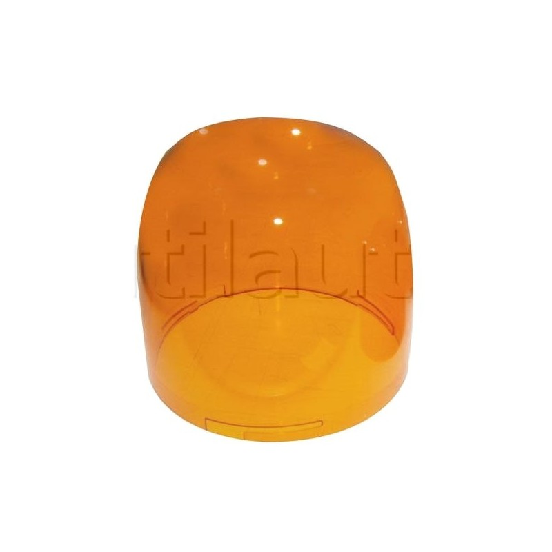 Cabochon cobo orange