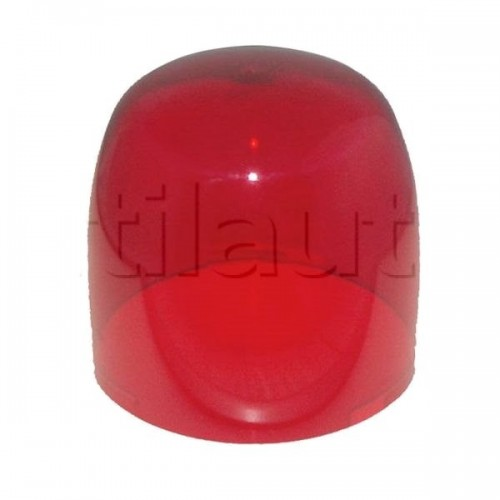 Cabochon cobo rouge