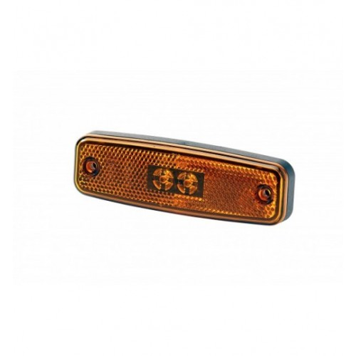 Feu position orange LED Rubbolite/Trucklite 8900304 - 890/03/04