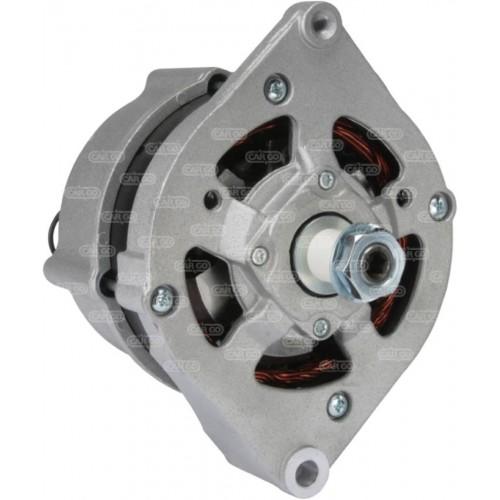 Alternateur 14 Volts 95 A, Bosch 0120484011, Prestolite 20130136, Cummins 3282554, John deere A18763, Delco DRA0044