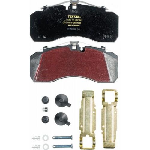 Kit Plaquettes frein Mercedes Actros, Atego, Axor, Iveco Stralis