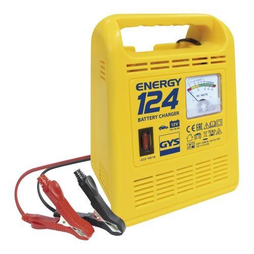 Chargeur GYS Energy 124 3A