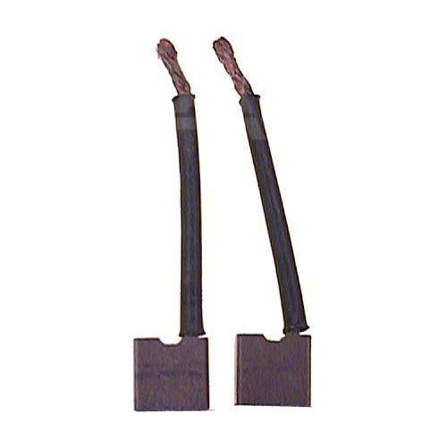 Jeu de balais PSX106-1072, 12 Volts, Valeo D8E103