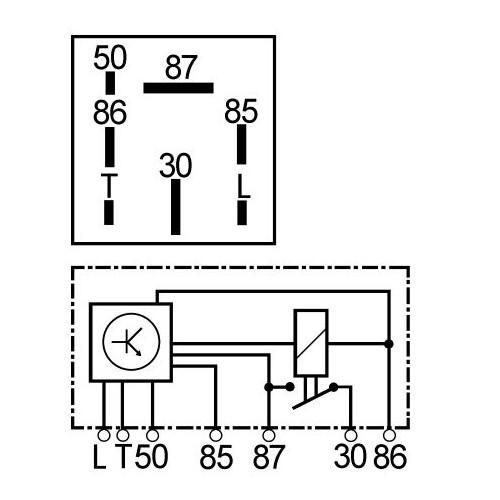 Temporisateur Préchauffage VOLKSWAGEN 321191261c, 321911261c