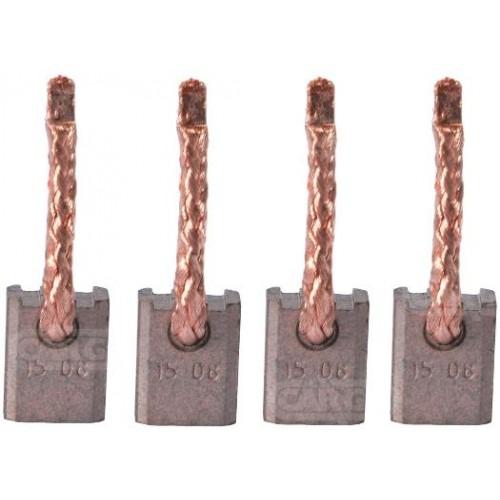 Jeu de balais, Bosch 0001106403, 0001106404, 1004336506, 1004336592