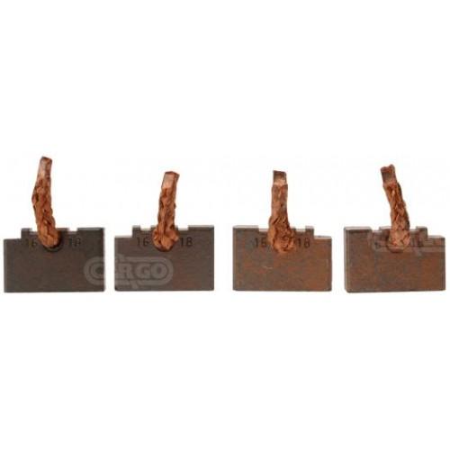 Jeu de balais, Bosch 0001241001, 0001261002, Krauf STB1399