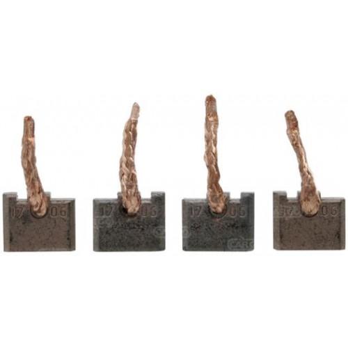 Jeu de balais, Bosch 0001108210, F000AL0110, F004A94007, F005M00001