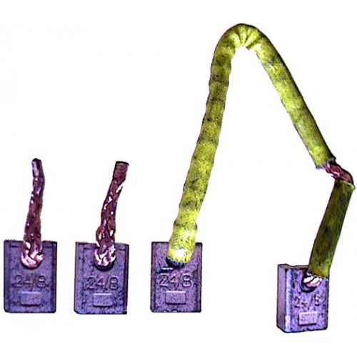 Jeu de balais, Magneti marelli 63222831, 63222836, Elmot E80-1/12