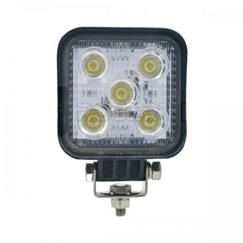 Phare de travail 5 LEDS 10/30 VOLTS 1200 LUMENS