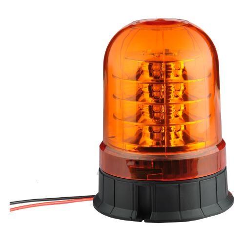 Gyrophare 24 LEDS Flash Homologation R10 & R65