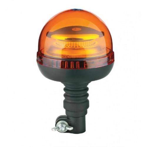 Gyrophare 45 LEDS sur Tige/hampe 12/24 Volts R10 & R65