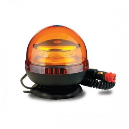 Gyrophare Flash 45 LEDS Magnétique pas cher R10 & R65